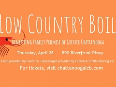 Low Country Boil 2019