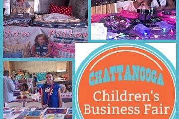 Image: Chattanooga Children's Business Fair