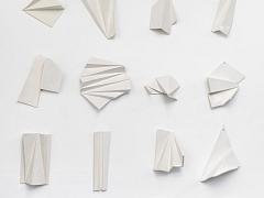 Alyson Shotz: Un/Folding