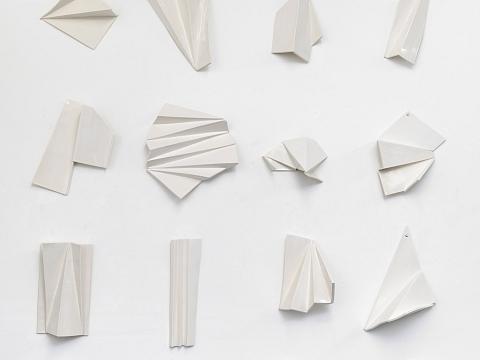 Image: Alyson Shotz: Un/Folding