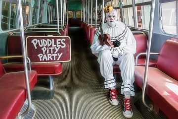 Image: An Evening With Puddles Pity Party