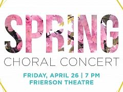 GPS Spring Choral Concert 2019