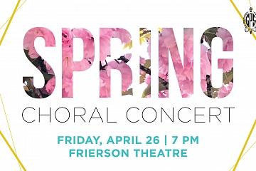 Image: GPS Spring Choral Concert 2019