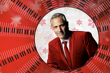 Image: Jim Brickman: A Christmas Celebration