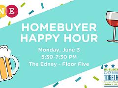 Homebuyer Happy Hour