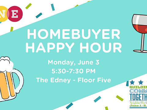 Image: Homebuyer Happy Hour