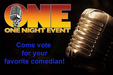 Image: One Night Event: World Series of Comedy Competition
