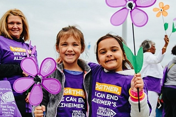 Image: 2019 Walk to End Alzheimer's