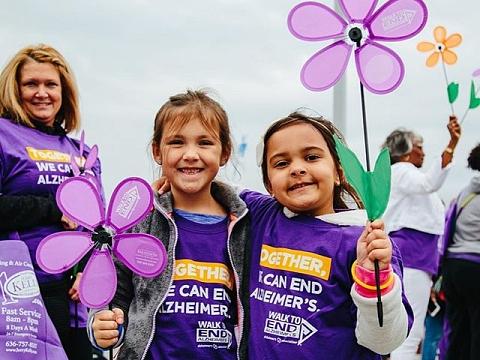 Image: 2019 Walk to End Alzheimer's