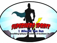 Superhero Sprint