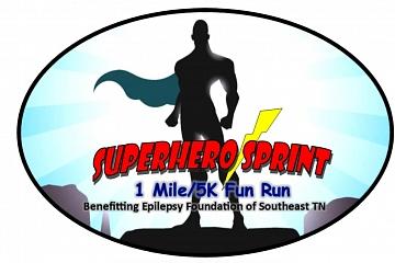 Image: Superhero Sprint