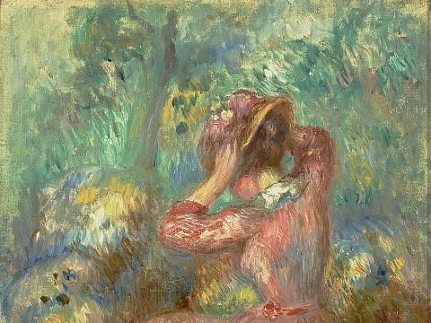 Image: Paint Like An Impressionist: Portraiture