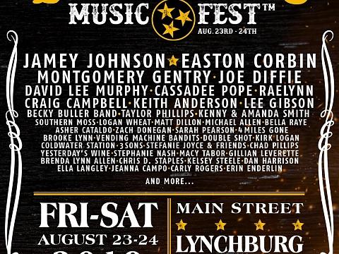 Image: Lynchburg Music Fest