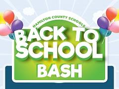 Hamilton County Schools Back-to-School Bash