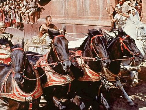 Image: Bobby Stone Film Series Presents 'Ben-Hur'