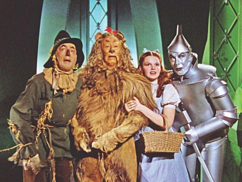 Image: Bobby Stone Film Series Presents 'The Wizard Of Oz'