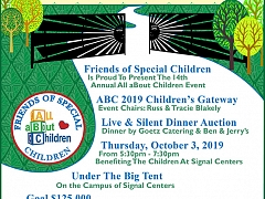 Friends of Special Children ABC Event, Children's Gateway ABC 2019