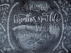 Chalkboard Lettering 101