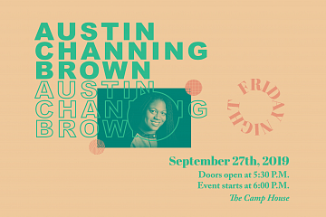 Image: An Evening with Austin Channing Brown