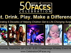 50 Years of FACES Celebration