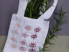 Beginner Embroidery: Tote Bags