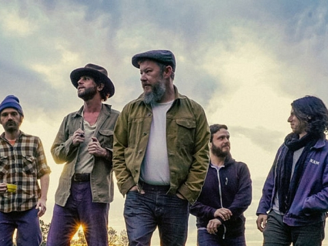 Image: Langhorne Slim and The Lost At Last Band