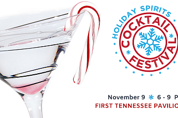 Image: Holiday Spirits Cocktail Festival
