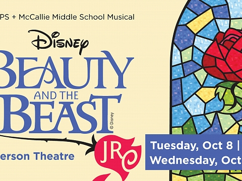 Image: GPS/McCallie Middle School Fall Musical, Beauty and the Beast JR.