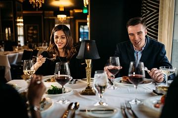 Image: Thanksgiving Dinner at Bridgeman's Chophouse
