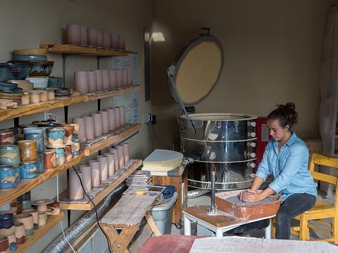 Image: Handbuilding Mug Workshop