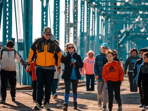 Image: 2019 Chattanooga Autism Awareness Walk