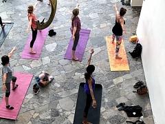 Artful Yoga: Origin Moment with Madison Myers