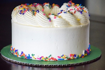 Image: Beginner Cake Decorating