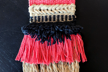 Image: Introduction to Weaving