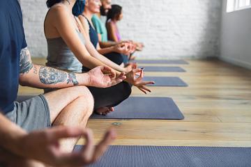 Image: Unlock the Key to Yoga: Breathe Easy in 2020