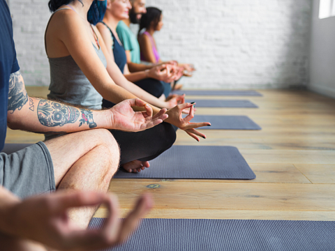 Image: Unlock the Key to Yoga: Breathe Easy in 2020
