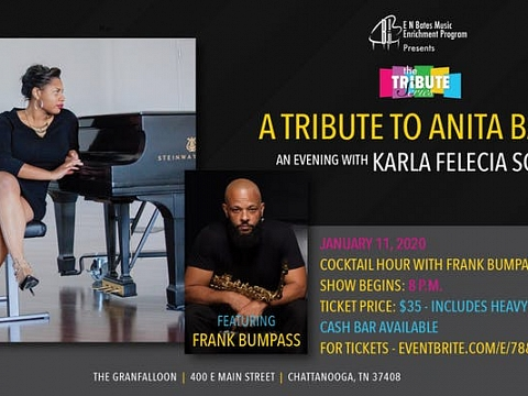 Image: A Tribute to Anita Baker: An Evening with Karla Felecia Scaife