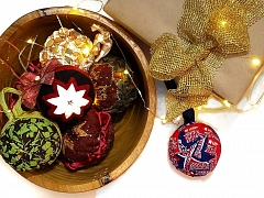 Heirloom Ornament Making