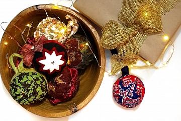 Image: Heirloom Ornament Making