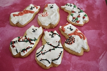 Image: Holiday Cookie Decorating