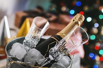 Image: NYE Champagne Cocktails