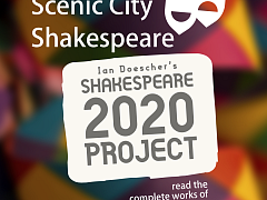 Shakespeare 2020 Project – Chattanooga – Discussion Group