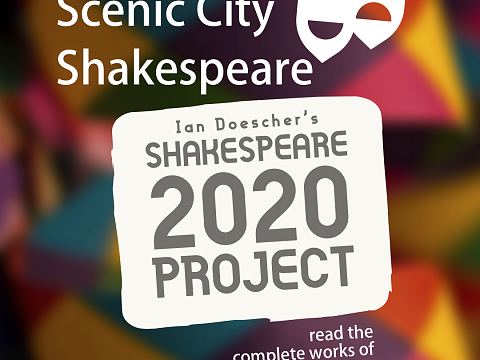 Image: Shakespeare 2020 Project – Chattanooga – Discussion Group