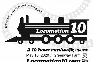 Image: Locomotion 10 Hour Run/Walk