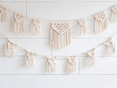 Beginner Macrame: Garland