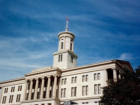Image: Civics 101: State of Tennessee Government