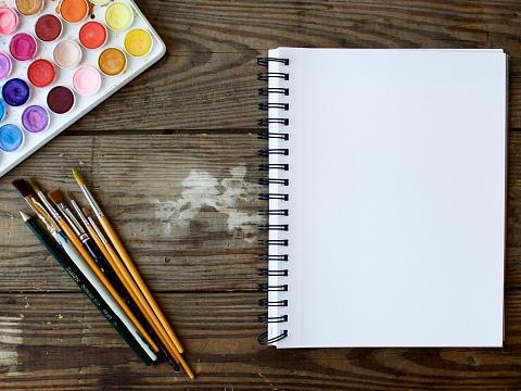 Image: Watercolor Sketching: A Half-Day Workshop
