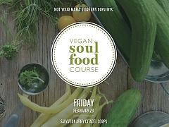 Vegan Soul Food Course