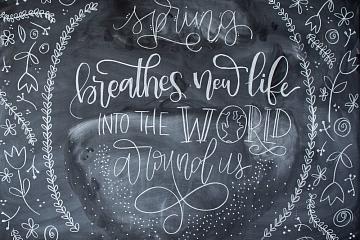 Image: Chalkboard Lettering 101