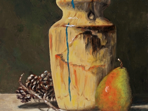 Image: Try Oil Painting | Just Bring Yourself